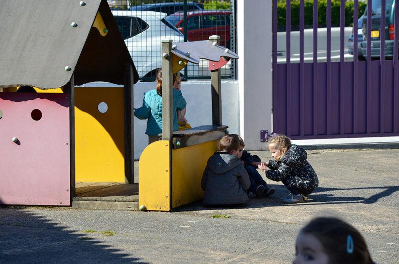 Photo 3 de la cour maternelle