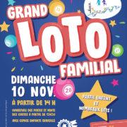 Flyer 2019 du loto de l'école